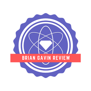 StoneAlgo's Brian Gavin Diamonds Review Badge